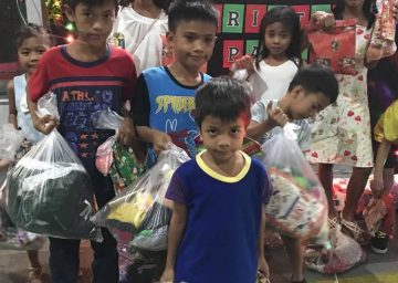 FCA's Community Development Program (CDP) Christmas Party For The Less Fortunate